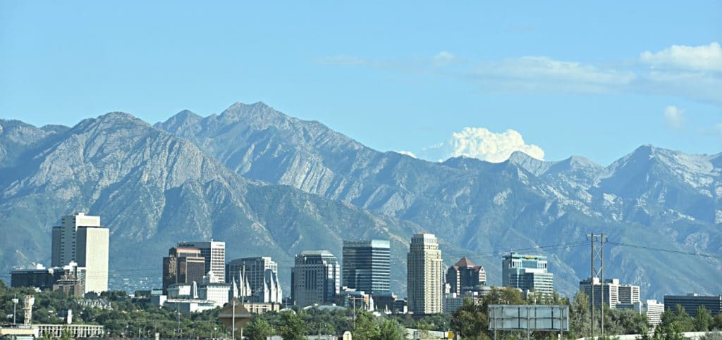 Credit Union Conference in Salt Lake City