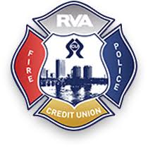 Richmond Virginia Fire Police Credit Union Logo