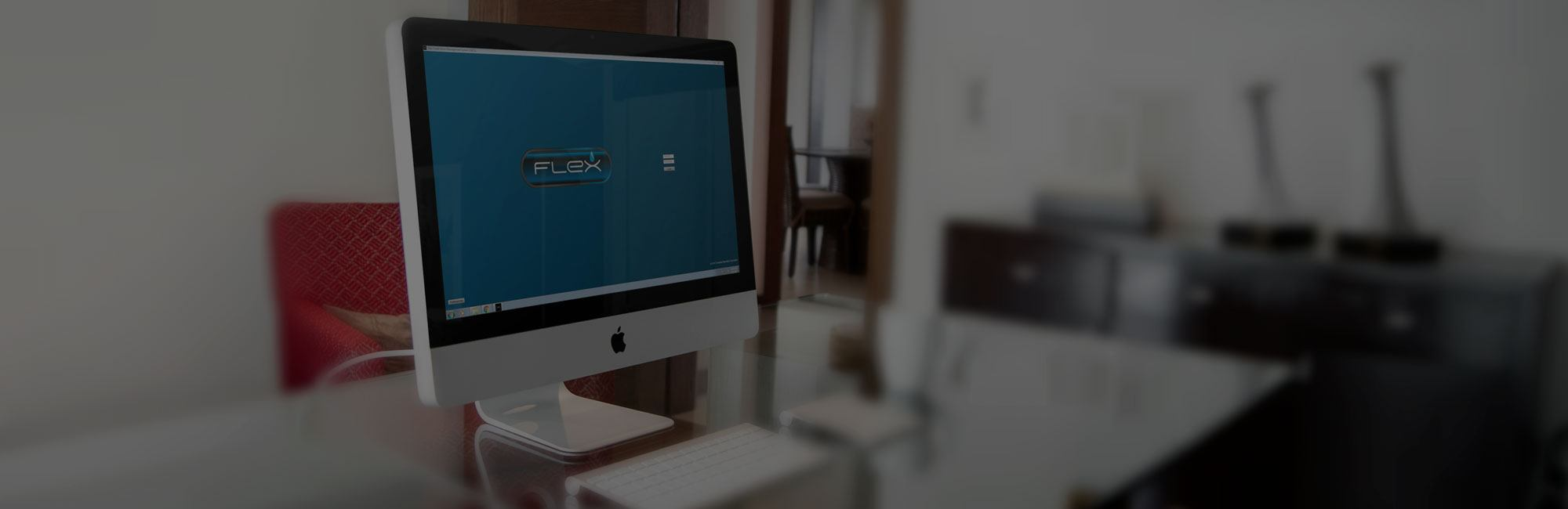 Background of FLEX Desktop - Core Credit Union Software